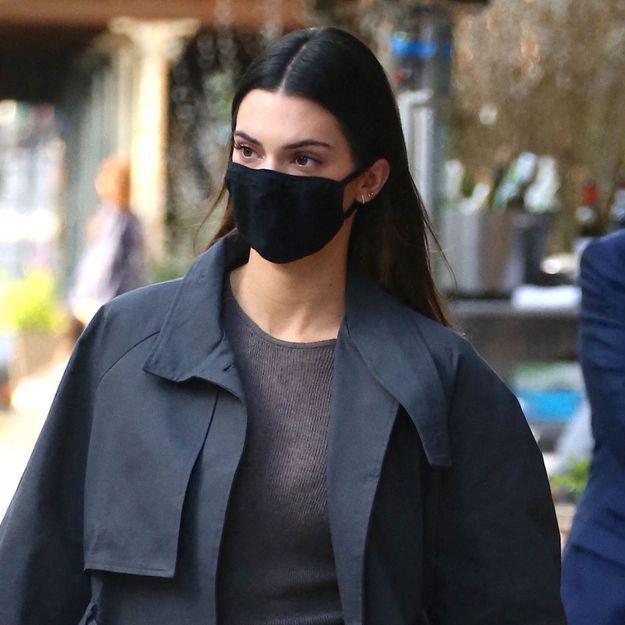 Kendall Jenner adopte la coupe shag et les internautes ne la reconnaissent pas