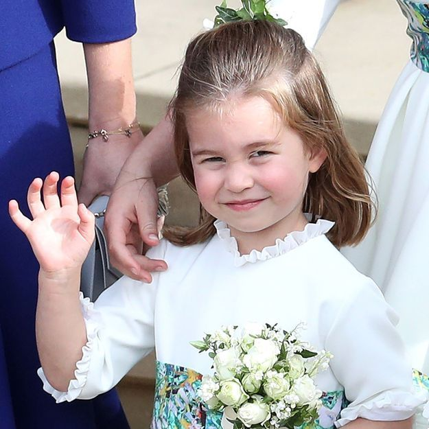 L'adorable confession du prince William sur la coiffure de Charlotte