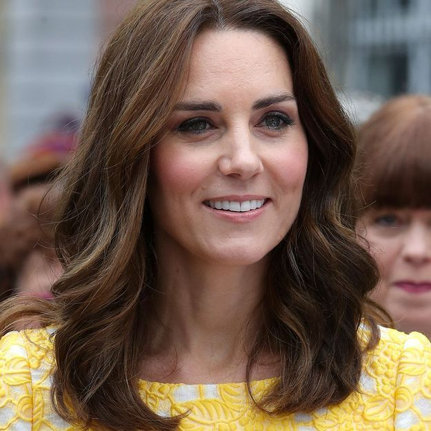 L'astuce du coiffeur de Kate Middleton pour un brushing parfait