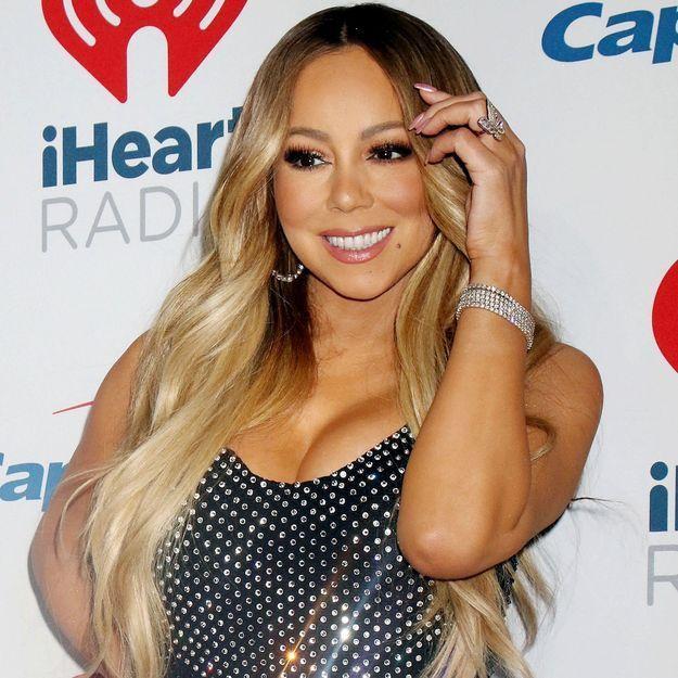 Mariah Carey renoue avec sa coiffure 90's