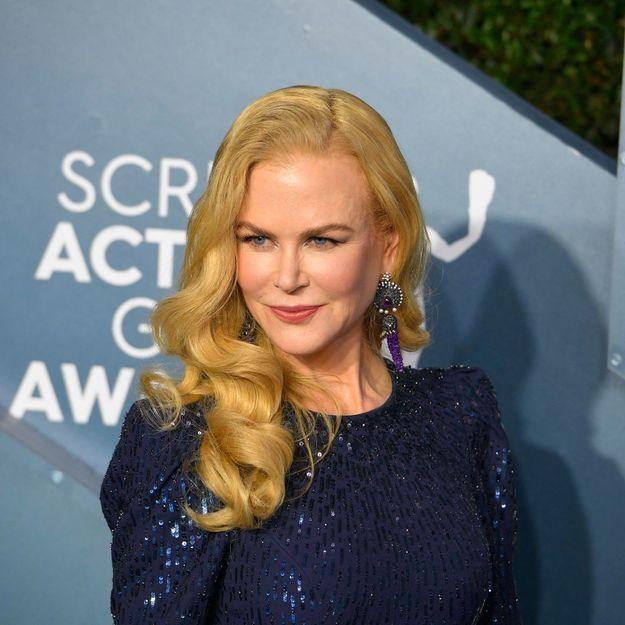 Nicole Kidman troque ses cheveux longs pour une coupe à la garçonne