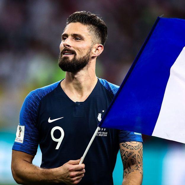Olivier Giroud va-t-il se raser la tête comme promis ? Il répond !