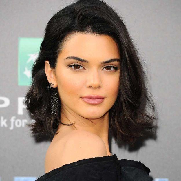 On connait toutes les étapes pour faire la même coiffure que Kendall