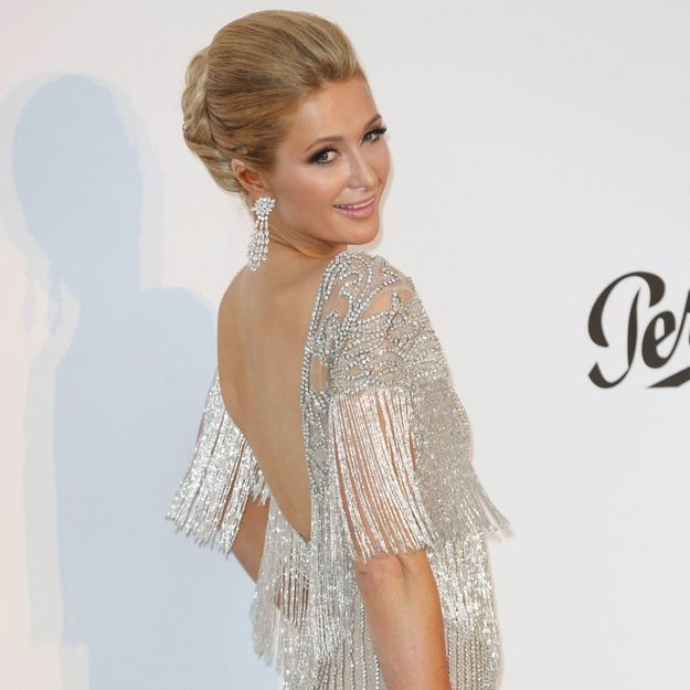 Paris Hilton n'est plus blonde !