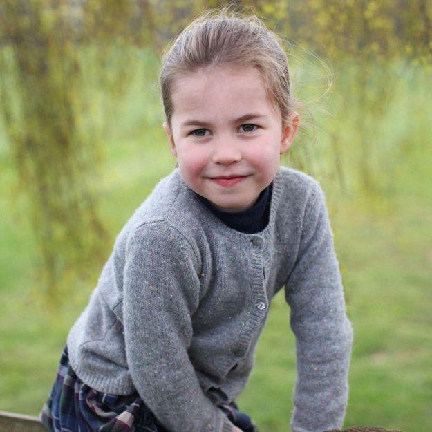 Princesse Charlotte : son adorable coiffure de fêtes copiée sur Kate Middleton