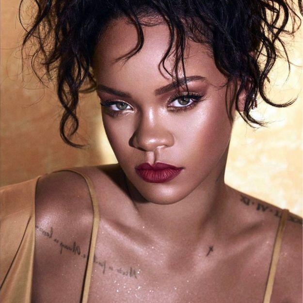 Rihanna ne jure que par ce produit pour prendre soin de ses cheveux