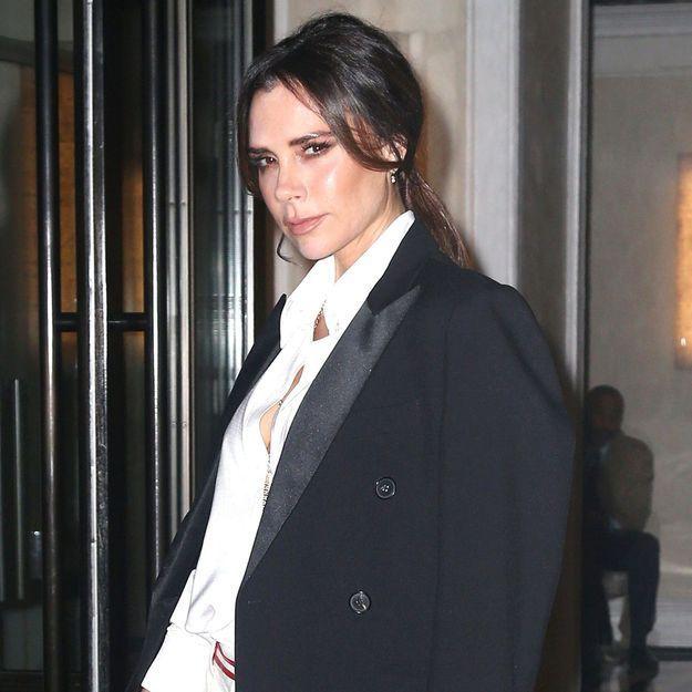 Victoria Beckham : elle ne quitte plus cette coiffure depuis des semaines