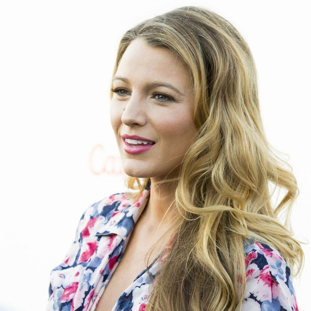 Voici le secret de la chevelure de rêve de Blake Lively
