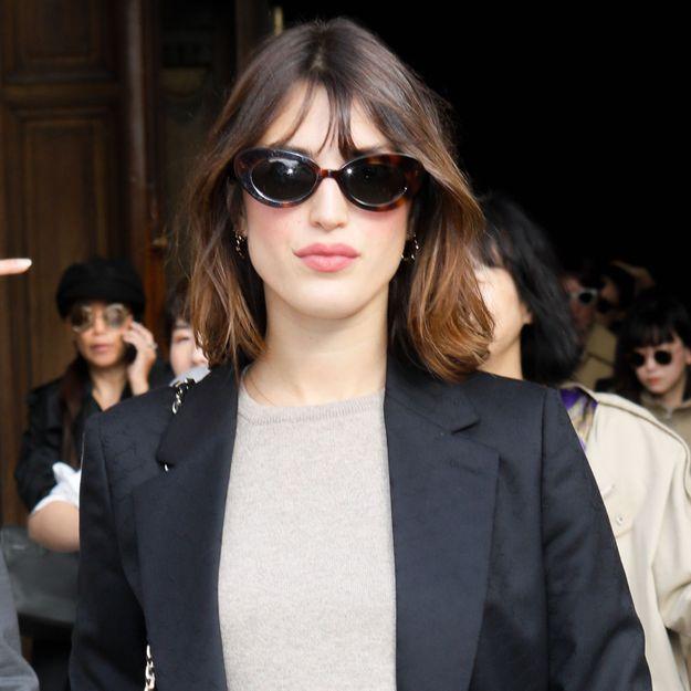 Voici la coupe de cheveux qui était partout pendant la Fashion Week parisienne