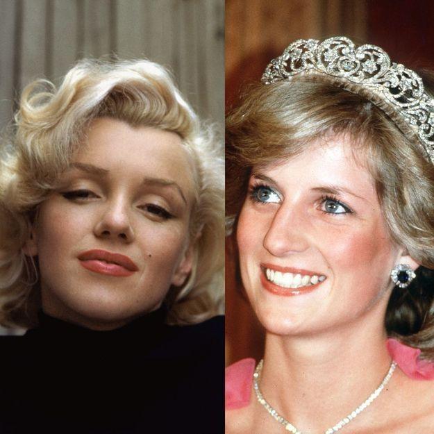Chirurgie esthétique : Lady Diana, Marilyn Monroe, voici leurs visages retouchés si elles y avaient succombé