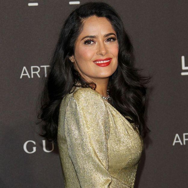 Salma Hayek se confie sur la chirurgie esthétique et dévoile ses craintes