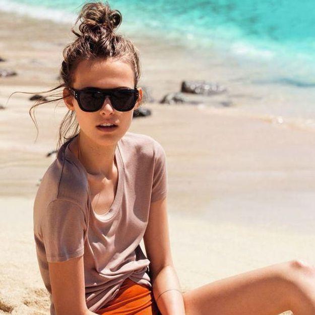 Cheveux : comment protéger sa couleur du soleil ?
