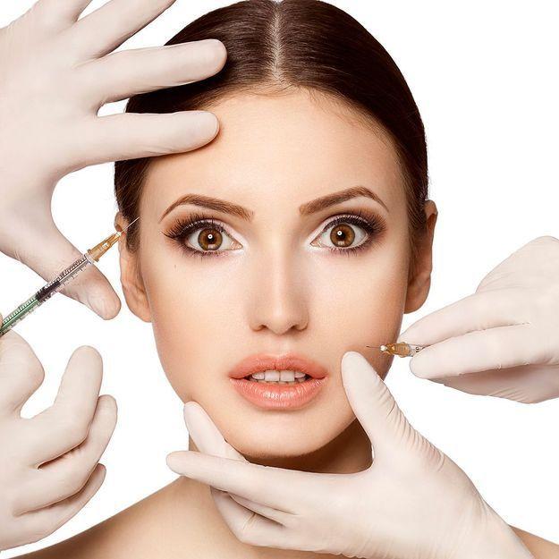 Médecine esthétique : le test des injections anti-âge - Elle