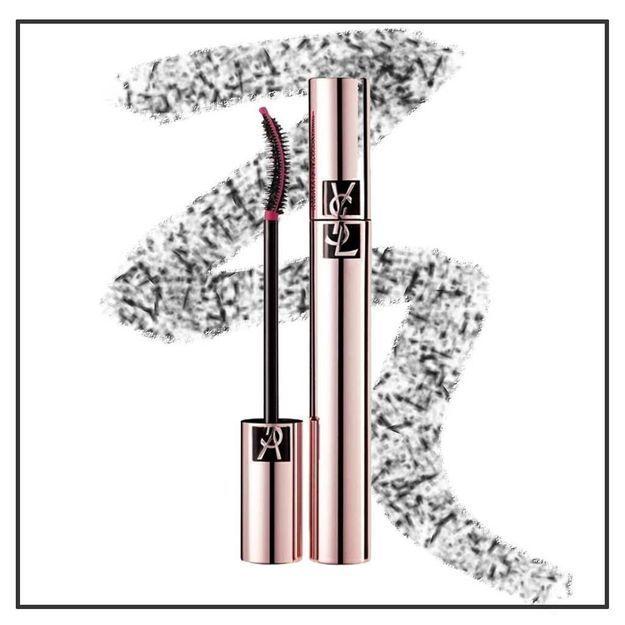 #ELLEBeautyCrush : coup de cœur pour le mascara effet faux cils d'Yves Saint Laurent !