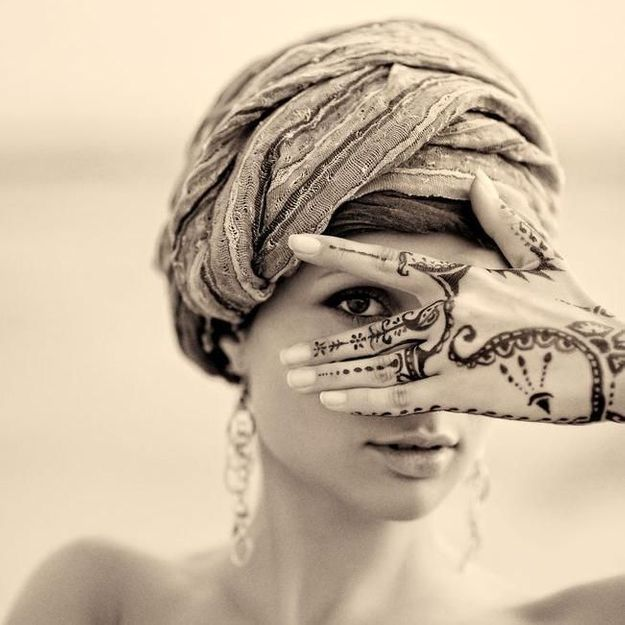 Tatouage Au Henne Tout Ce Qu Il Faut Savoir Sur Le Tatouage Au