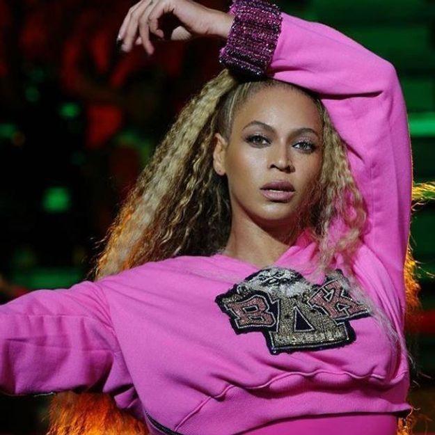 Beyoncé à Coachella : on connaît le secret de sa bouche pulpeuse et glossy