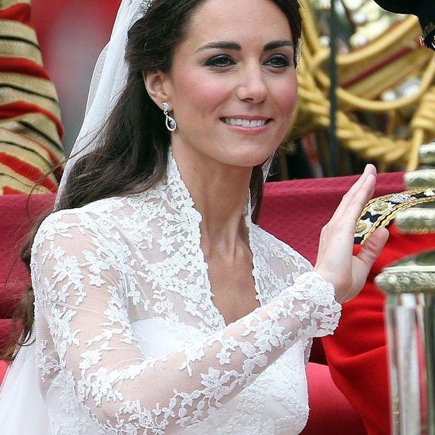 Kate Middleton : voici l'eye-liner incroyable qu'elle a utilisé le jour de son mariage