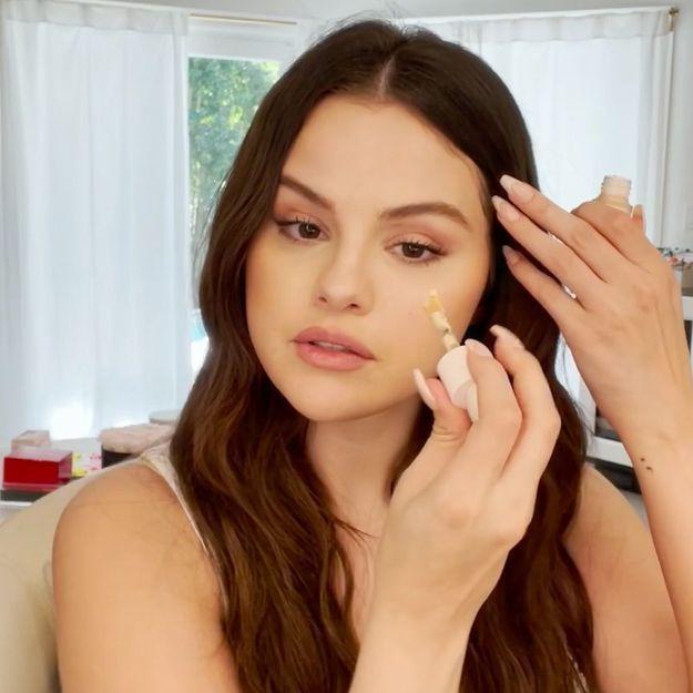 Selena Gomez : notre cover girl nous dévoile en exclu son maquillage de soirée