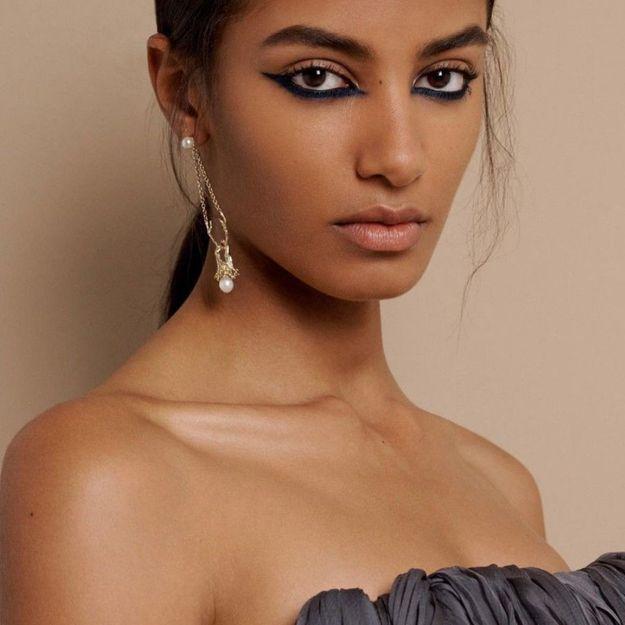Eye liner : Et si on succombait (déjà) à la tendance maquillage de l'automne ?