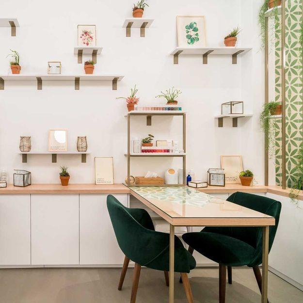 #ELLEBeautySpot : coup de cœur pour la boutique-Spa des Jardins Suspendus à Paris