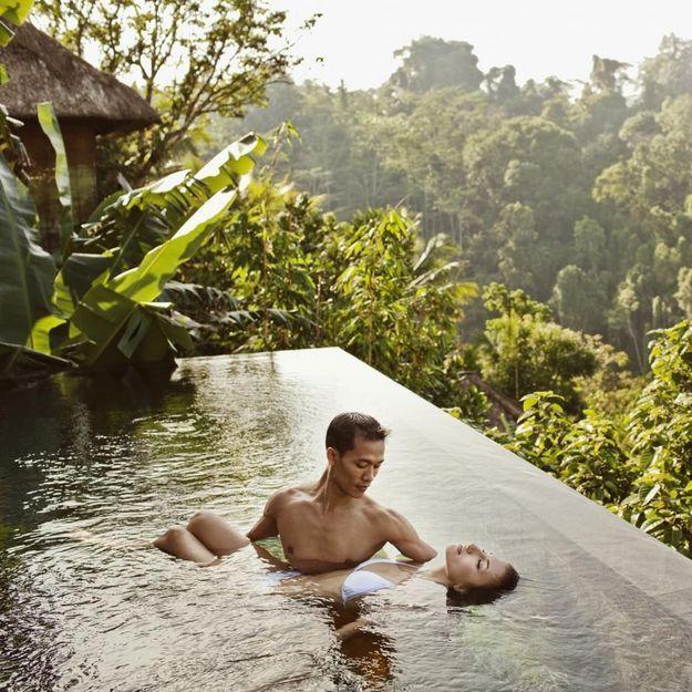 Massage watsu : la détente par l'eau