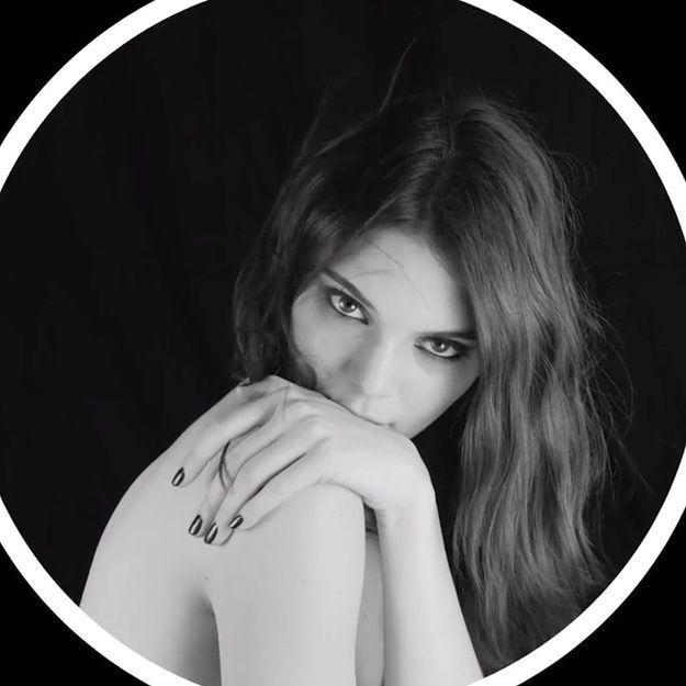A voir : Kendall Jenner magnétique dans la campagne Estée Lauder