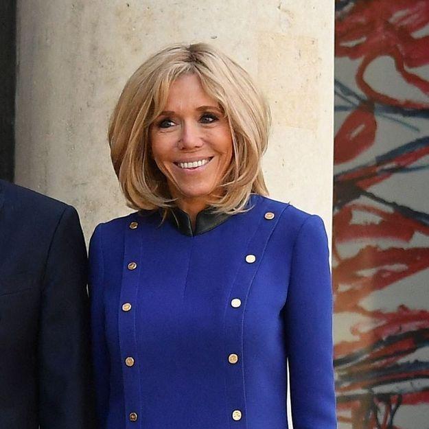 Brigitte Macron : ses jambes hâlées font sensation à l'international