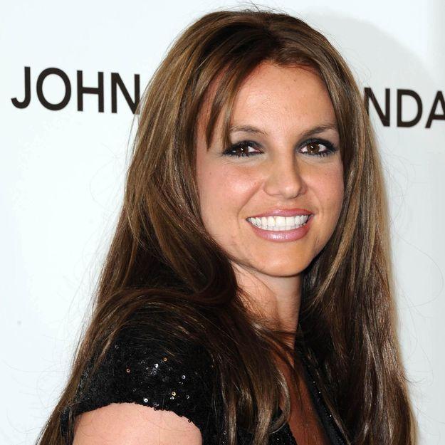 Britney Spears brune déçoit ses fans