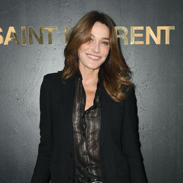 Carla Bruni sans maquillage : quand la star se met à nu