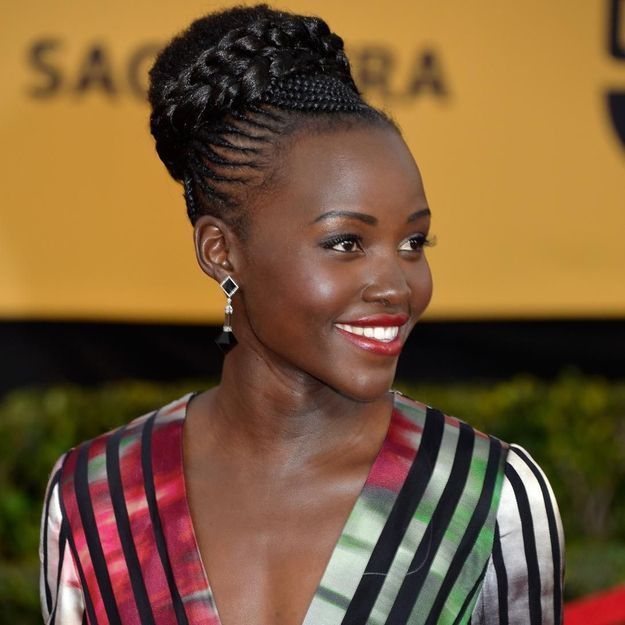 Comment Lupita Nyong'o a illuminé les SAG Awards