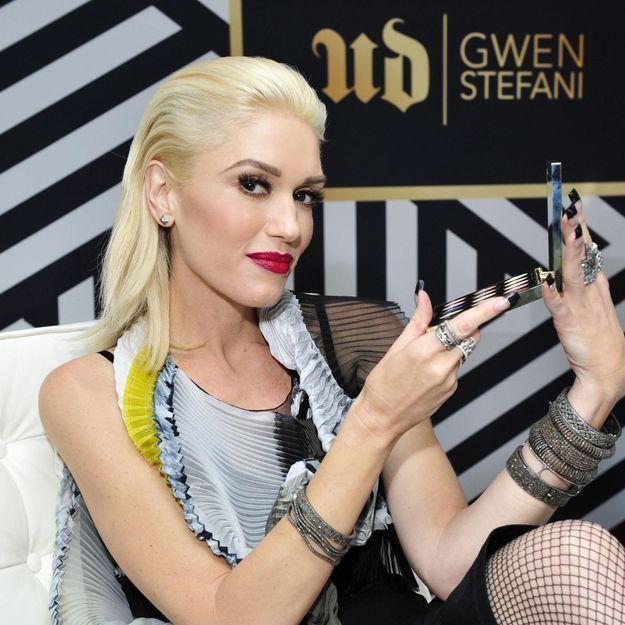 Gwen Stefani crée sa palette de make-up avec Urban Decay