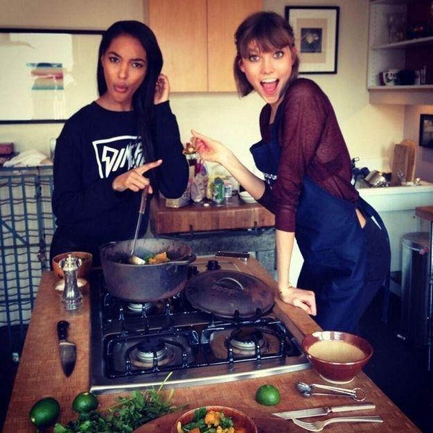 #Healthyfood : les stars nous motivent sur Instagram