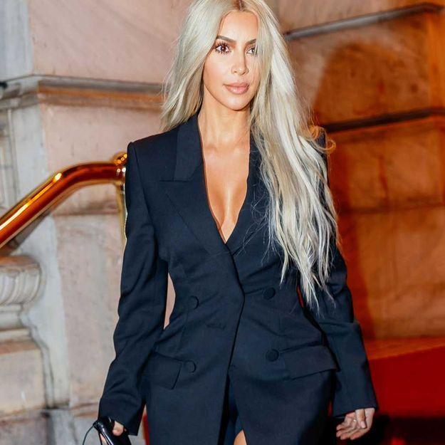 Kim Kardashian ne jure que par ce vernis à 11 € !