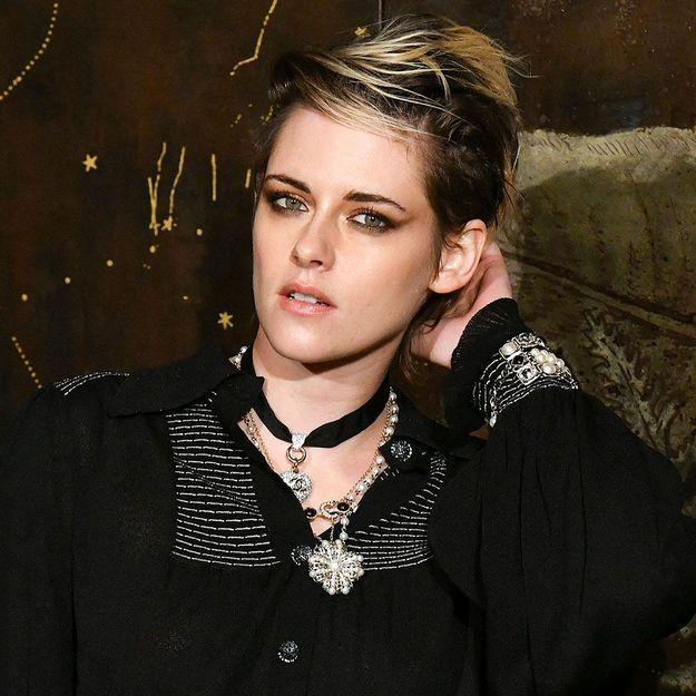 Kristen Stewart : « Je ne me maquille certainement pas pour plaire »