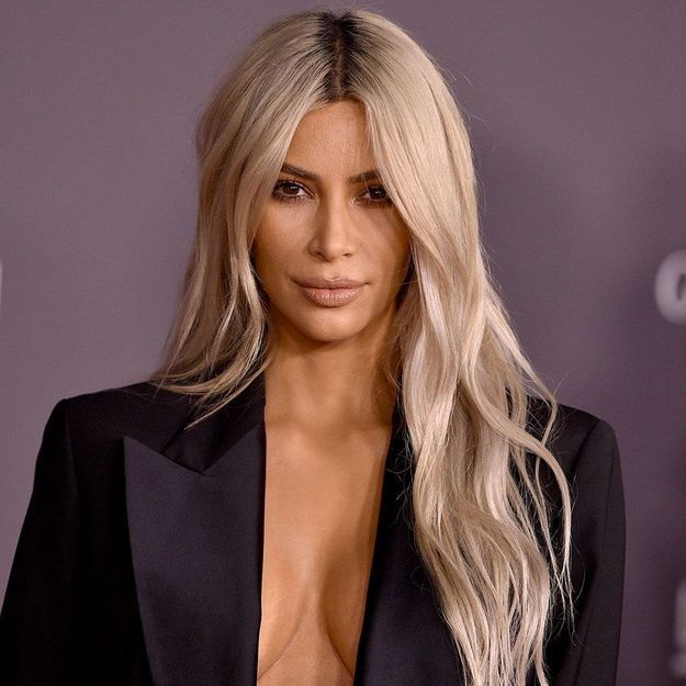 La bonne idée de Kim Kardashian pour prendre soin de son corps