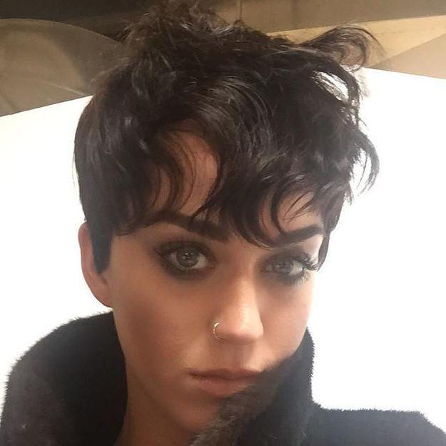 La nouvelle coupe de Katy Perry : poisson d'avril ou pas ?