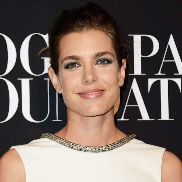 Make-up : Charlotte Casiraghi se lâche !