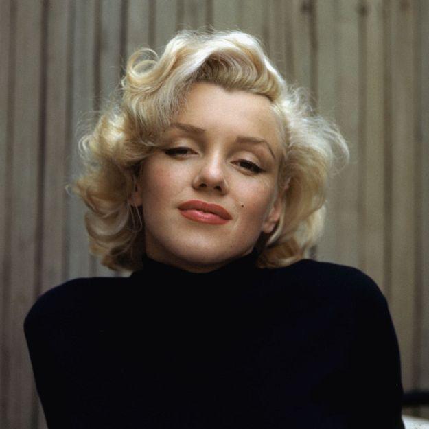 Un visage, une époque : Marilyn Monroe, l'éternelle icône beauté