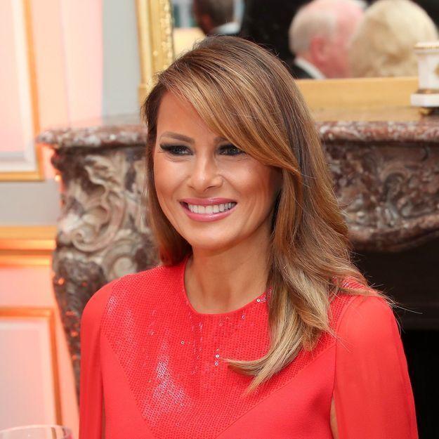 Melania Trump : vous ne devinerez jamais combien de temps elle met pour se préparer chaque matin
