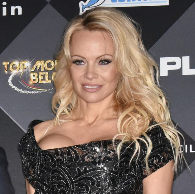 Pamela Anderson sans maquillage : la (bonne) surprise !