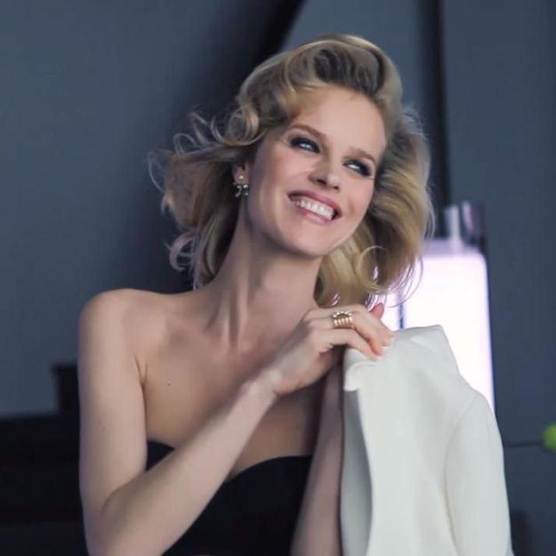 #PrêtàLiker : les secrets beauté d'Eva Herzigova pour Dior