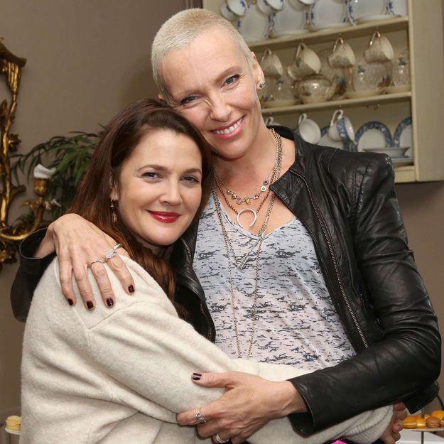 Reconnaissez-vous cette actrice qui s'est rasé la tête ?