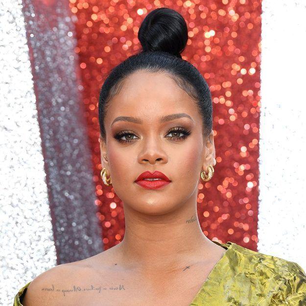 Rihanna annonce-t-elle le retour du sourcil fin ?