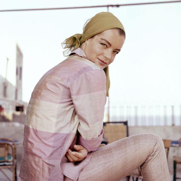 Un visage, une époque : Romy Schneider, l'impératrice du chic