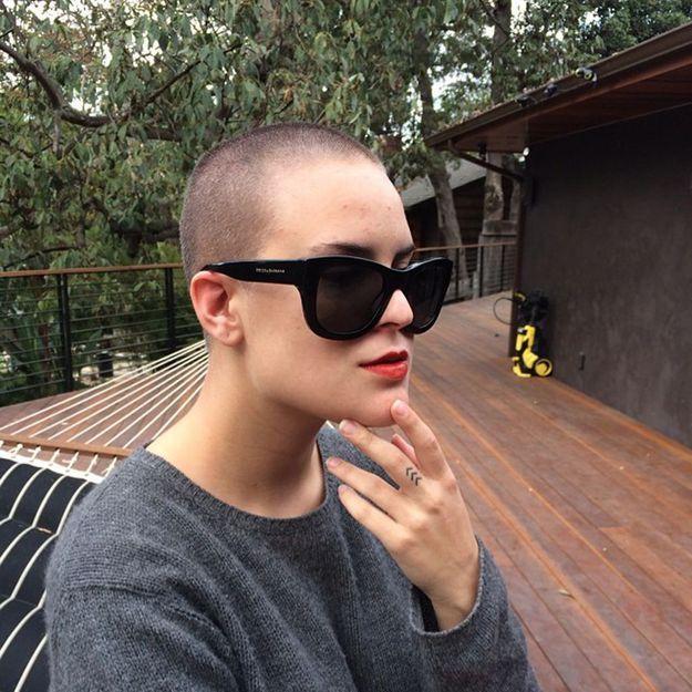 Tallulah Belle Willis se rase la tête comme sa mère