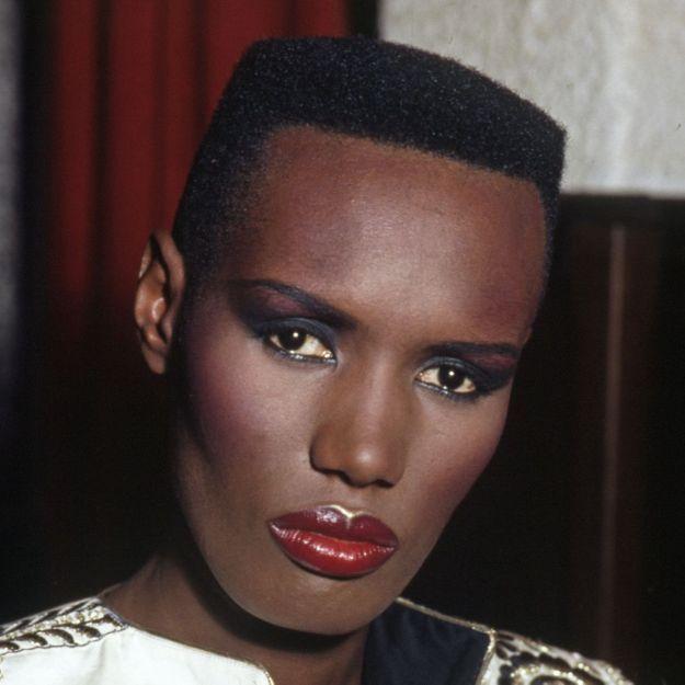 Un visage, une époque : Grace Jones, l'androgyne rebelle
