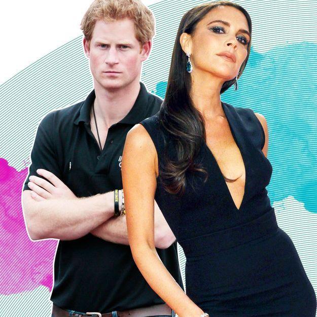 Victoria Beckham et le prince Harry : leur point commun beauté