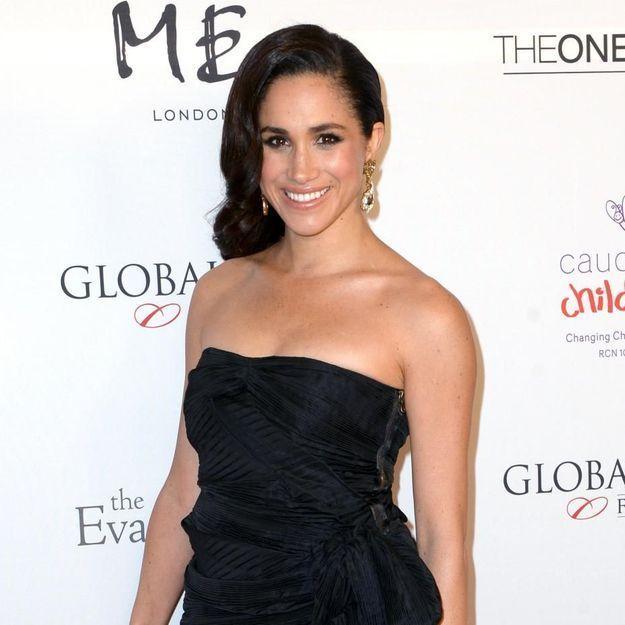 Voici le vanity beauté de Meghan Markle, la fiancée du prince Harry