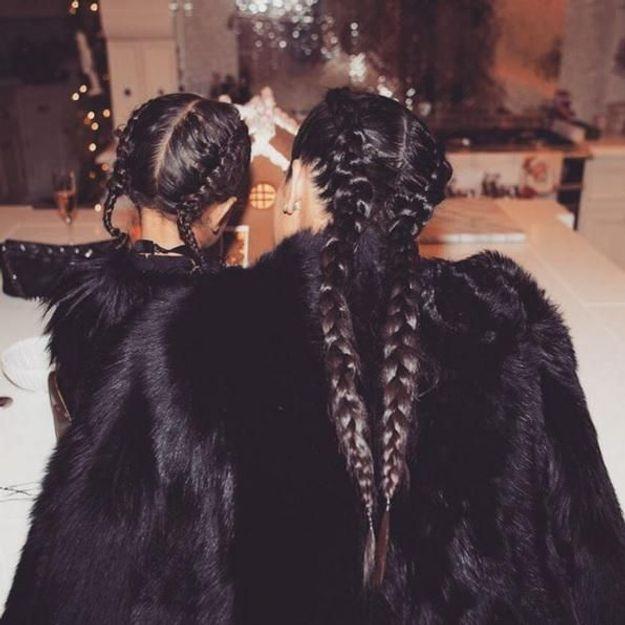 Comment se faire les boxer braids de Kim Kardashian et sa fille ?