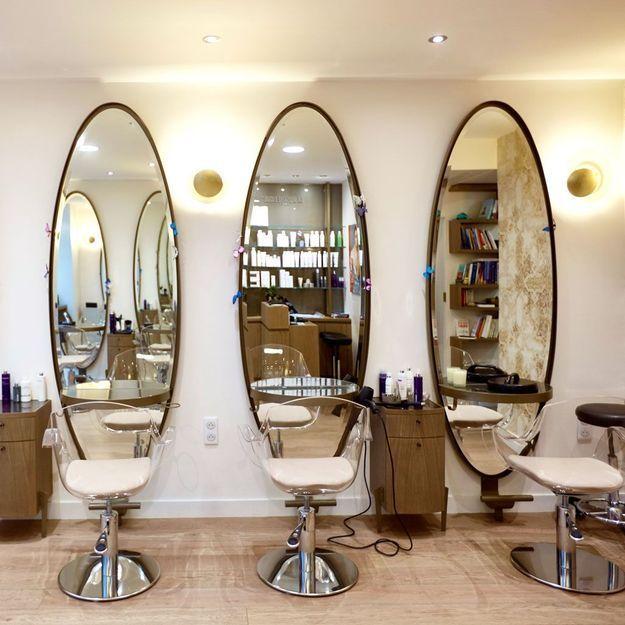 ELLEBeautySpot : le salon de coiffure Le Moment Présent - Elle